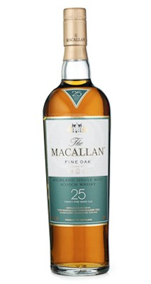 Macallan 25 år Fine Oak
