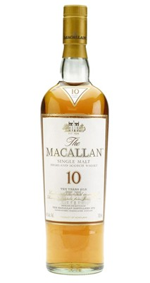 Macallan 10 år Sherry Oak