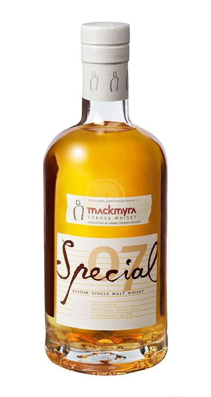 Mackmyra Special 07 Framtidstro