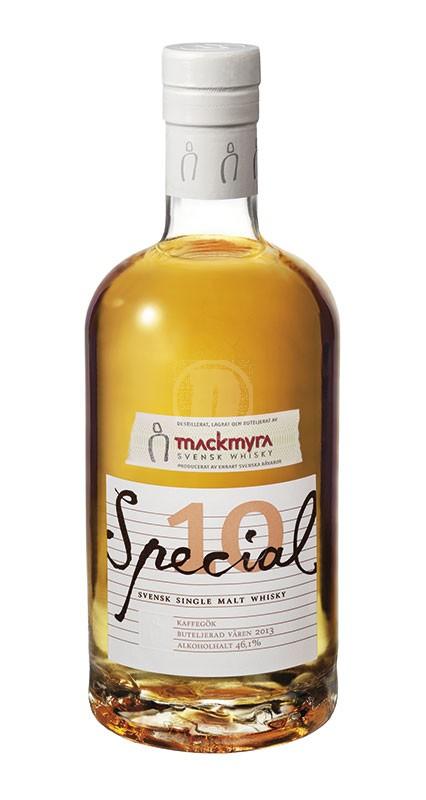 Mackmyra Special 10 Kaffeegök
