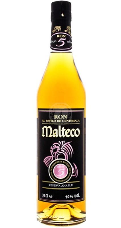 Malteco 5YO Reserva Amable