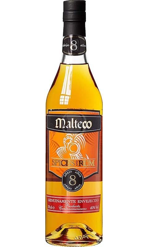 Malteco Spices and Rum 8YO