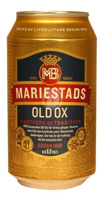 Mariestads Old OX