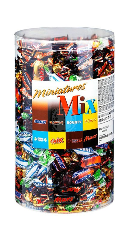 Mars Miniatyrer Mix 3kg
