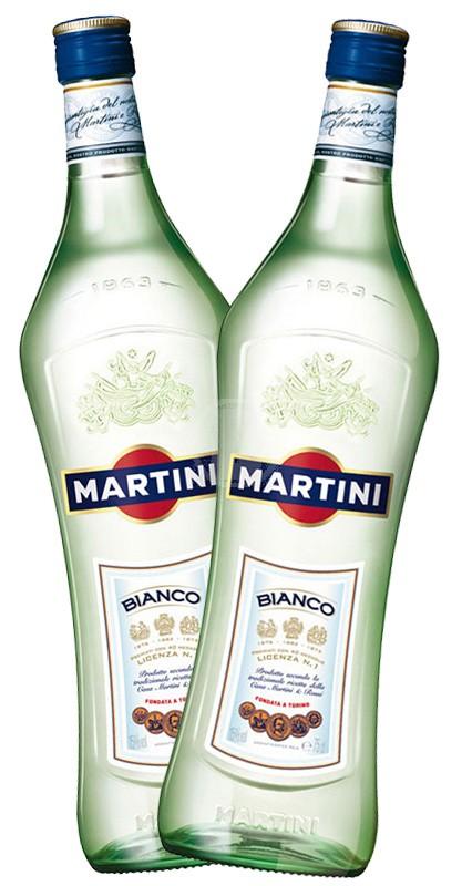 Martino Bianco 2 pack
