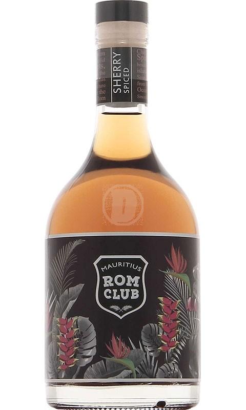Mauritius Rom Club Sherry Spiced
