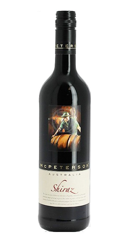 Mc Peterson Shiraz
