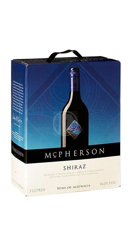 Mc Pherson Shiraz 3 liter