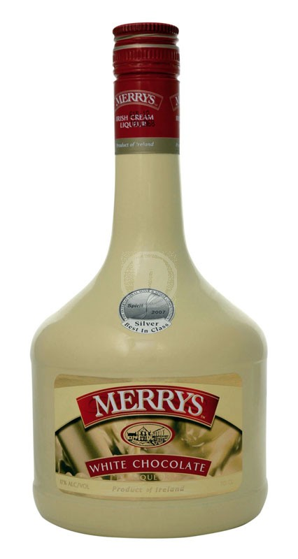 Merrys White Chocolate
