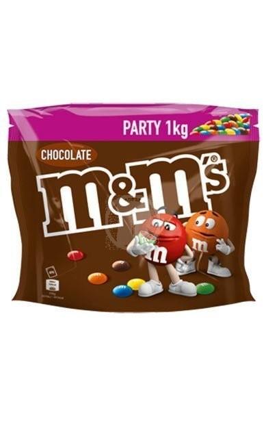 M&Ms Family Bag Choco