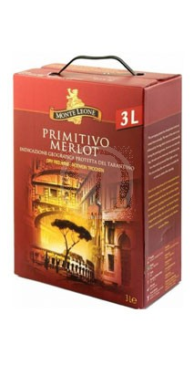 Monte Leone Primitivo Merlot
