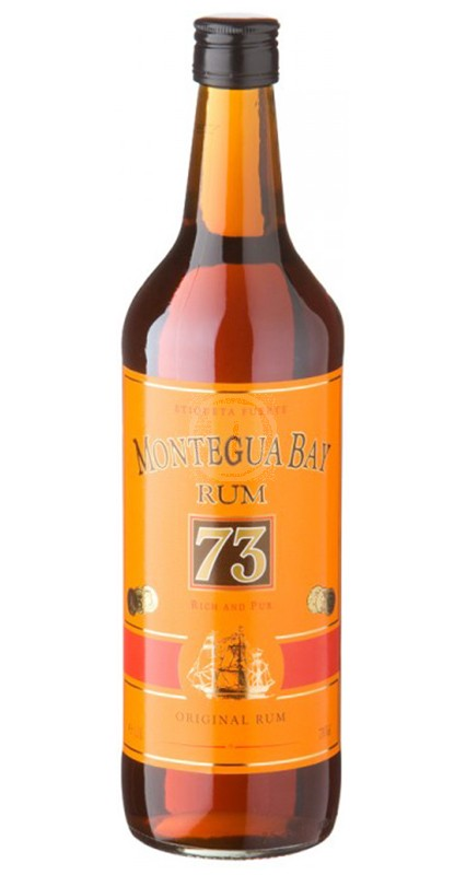 Montegua Bay Rum 73