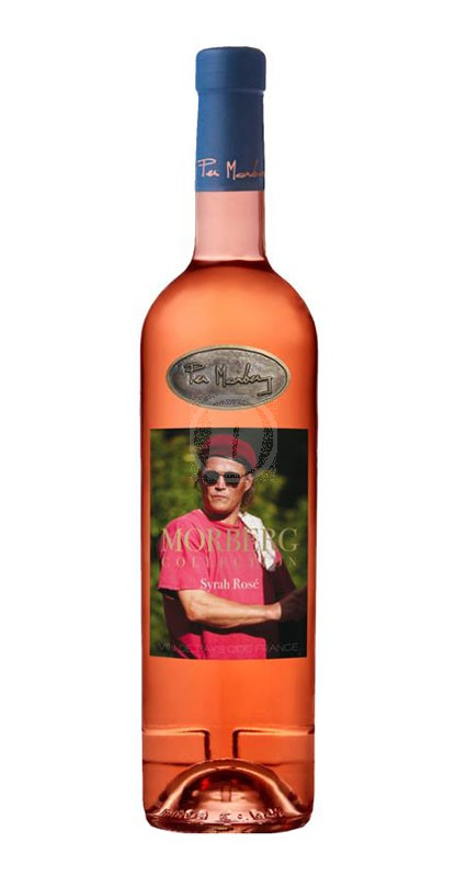 Morberg Collection Syrah rose