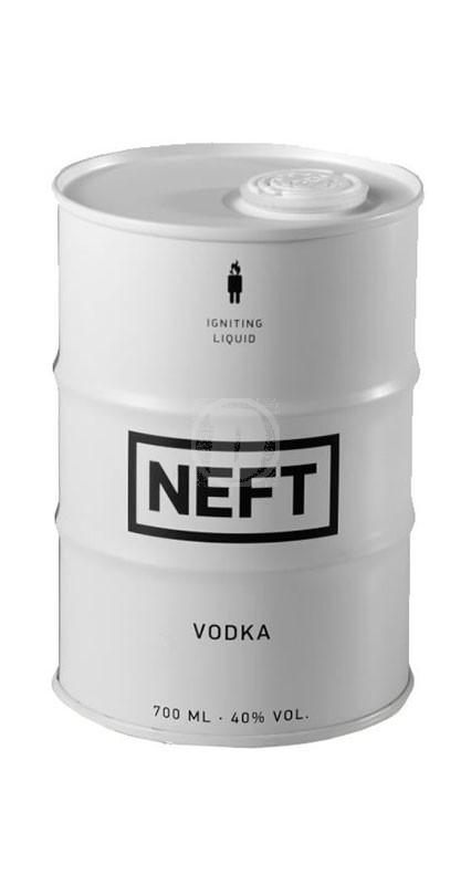 Neft Vodka White Barrel