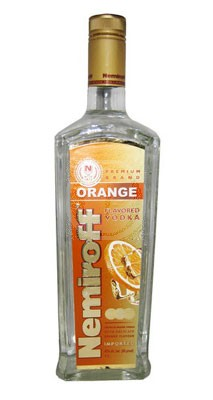 Nemiroff Vodka Orange