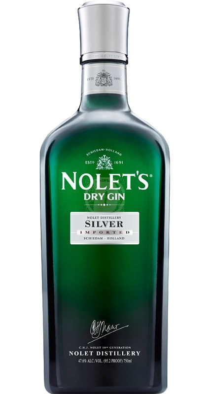 Nolets Dry Gin Silver