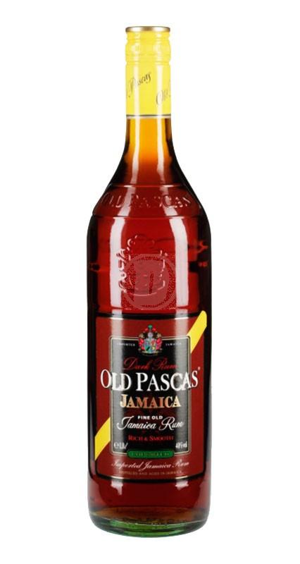 Old Pascas Jamaica Rum