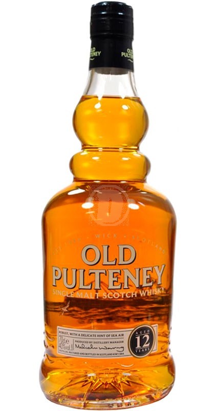 Old Puteney 12 Years Single Malt