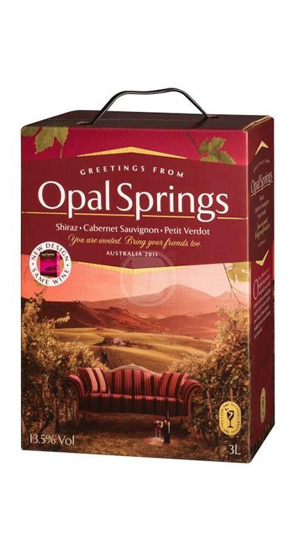 Opal Springs Shiraz Cabernet Sauvignon