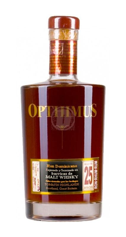 Opthimus 25 Years Malt Whisky Barrel
