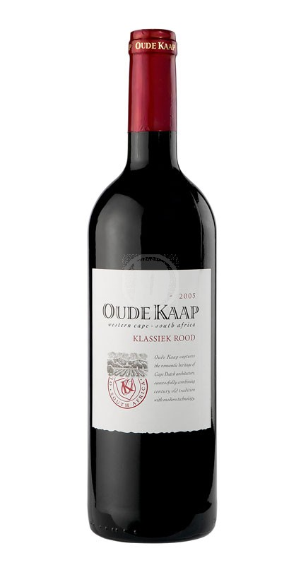 Oude Kaap Klassiek röd
