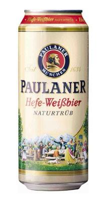 Paulaner Weizen hell