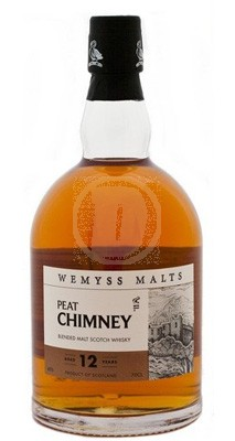 Wemyss'Peat Chimney 12 år