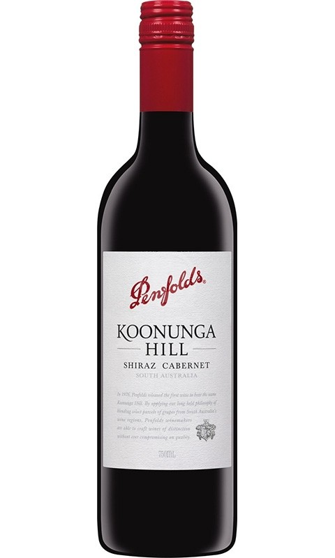 Penfolds Koonuga Hill Shiraz Cabernet (RB)