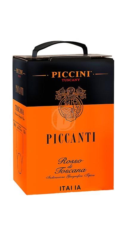 Piccini Rosso Toscana 3 liter