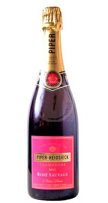 Piper Heidsieck Rose + Presentbox