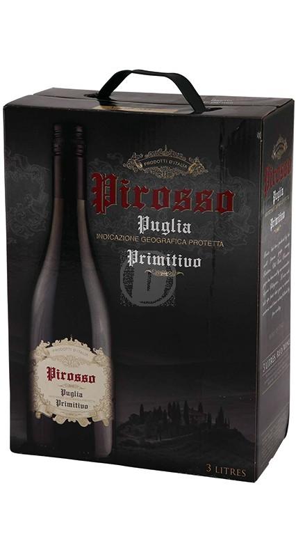 Pirosso Puglia Primitivo BIB