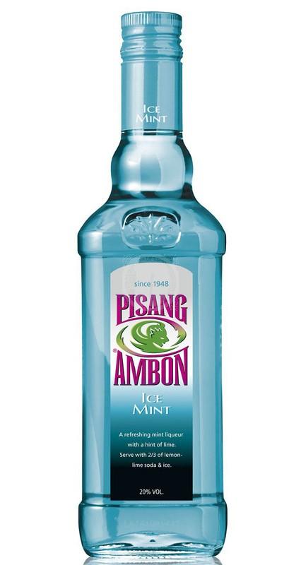 Pisang Ambon Ice Mint