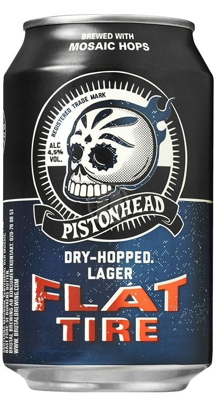 Pistonhead Flat Tire