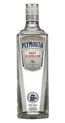 Plymouth Navy 57% gin