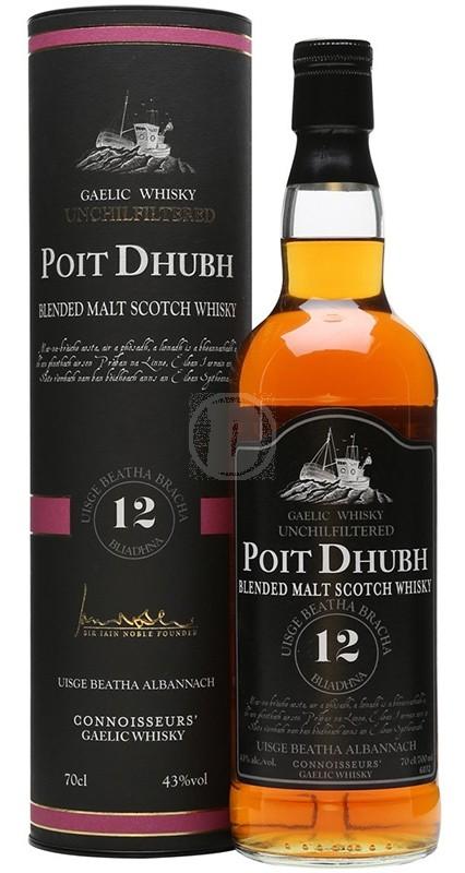 Poit Dhubh 12
