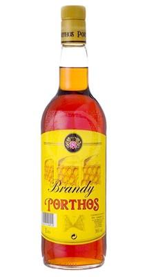 Porthos Brandy 1 Liter