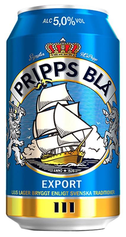 Pripps Blå Export