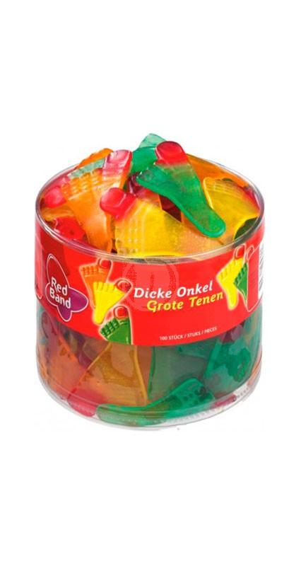 Red Band Dicker Onke