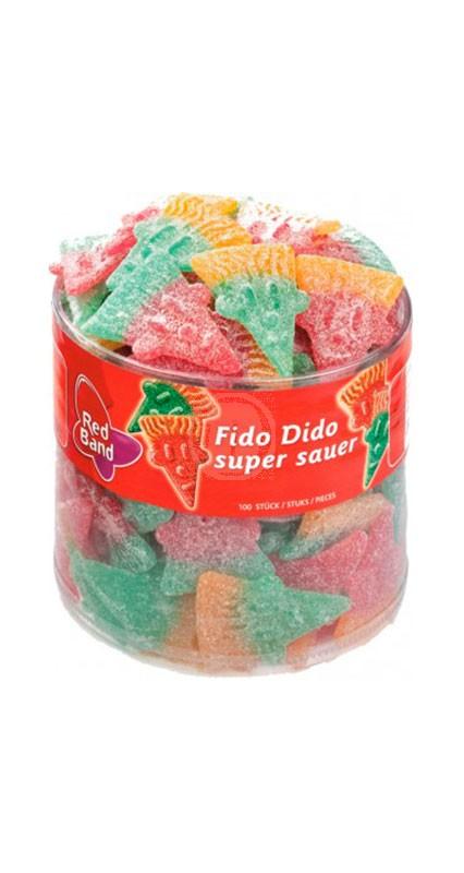 Red Band Fido Dido super sauer