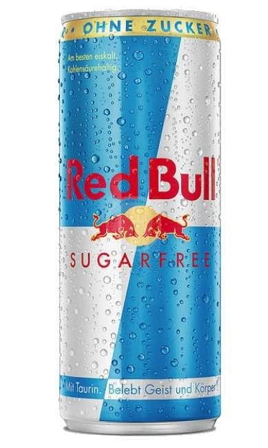Red Bull Sockerfri