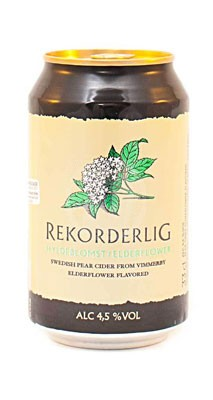 Rekorderlig Elderflower