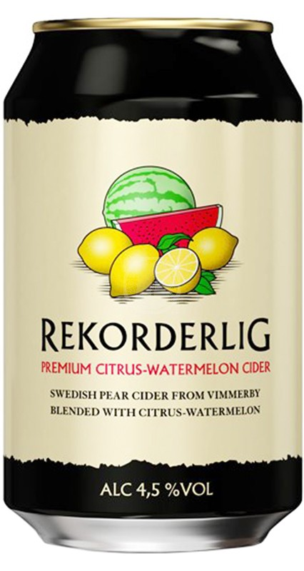 Rekorderlig Citrus Watermelon