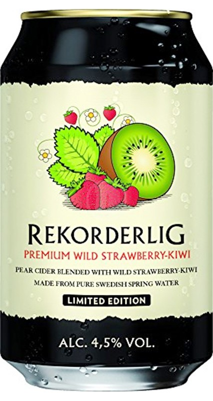 Rekorderlig Wild Strawberry Kiwi