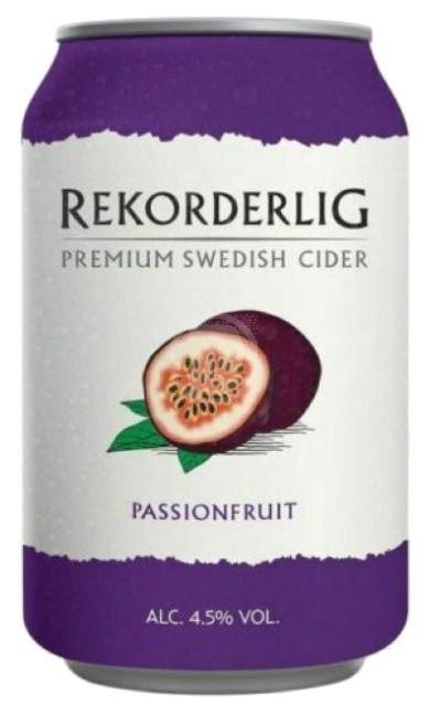 Rekorderlig Passionfruit