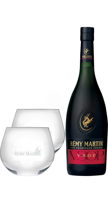 remy-martin-vsop-2-gläser