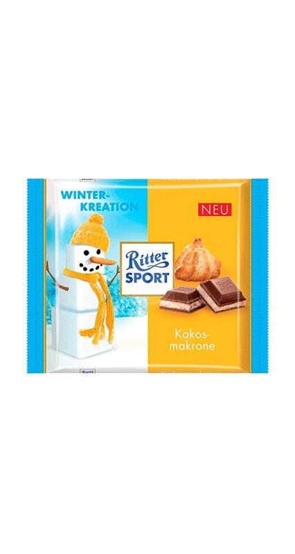 Ritter Sport Kokos Makrone