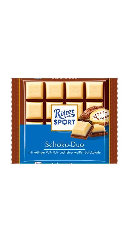 Ritter Sport Schoko Duo