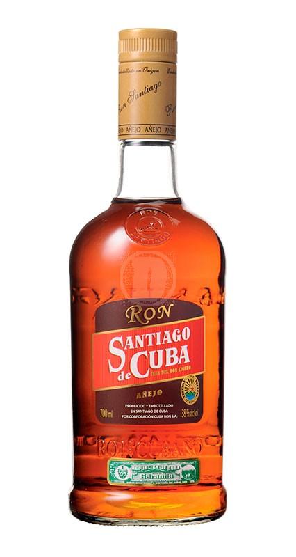 Ron Santiago de Cuba Anejo