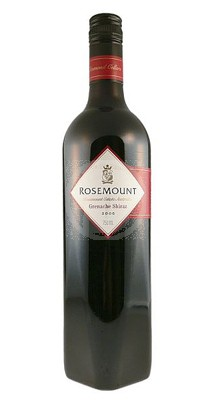 Rosemount Diamont Cellars Shiraz 75 Cl