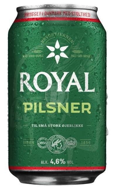 Ceres Royal Pilsner